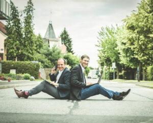 Foto von Stark und Rybar